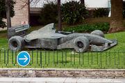 RealWorld Speed Sculpture