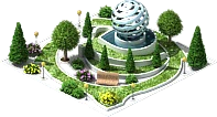 File:Decoration Park with a Sphere.png