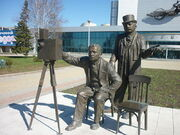 RealWorld Lumière Brothers Monument