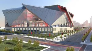 The New Atlanta Stadium