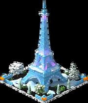 Ice Eiffel Tower