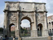 RealWorld Arch of Constantine