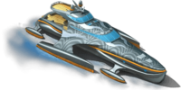 Aquilon Yacht
