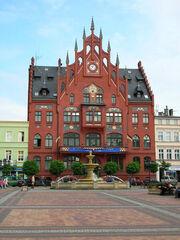 RealWorld Chojnice Town Hall