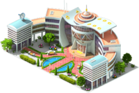 Technology Center in Ashgabat