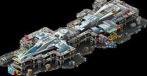 IL-45 Interstellar Liner Locked