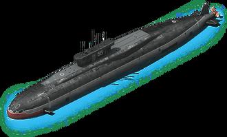 NS-12 Nuclear Submarine L1