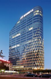 RealWorld Mian Xin Office Building