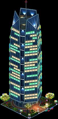 File:Hexagon Skyscraper (Night).png