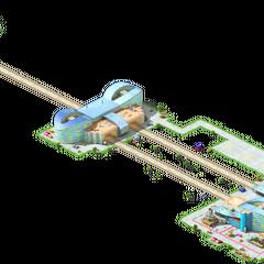 Cargo Rocket Area