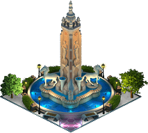 File:Plaza Luceros Fountain (Night).png