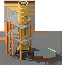 ICBM-46 Construction