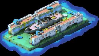 LCS-15 Coastal Ship Construction