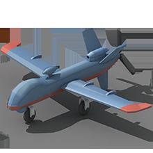 UAV-28 Unmanned Aircraft L1