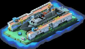 LCS-48 Coastal Ship Construction