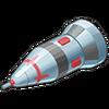 MS-24 Rocket Nose Cone
