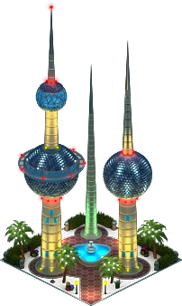 File:Towers of Kuwait (Night).png