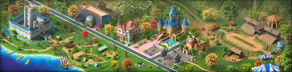 Historical Reenactment Festival Background
