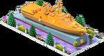 Gold LCS-56 Coastal Ship