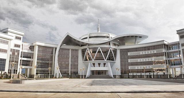 File:RealWorld Technology Center in Ashgabat.jpg