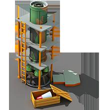 ICBM-52 Construction