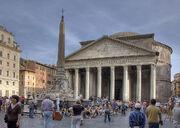 RealWorld Roman Pantheon