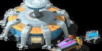 Spaceship Hull Plant