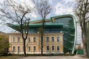 Reconstruction of the Russian Architectural Union building
