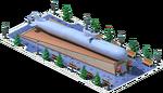 Silver NS-46 Nuclear Submarine