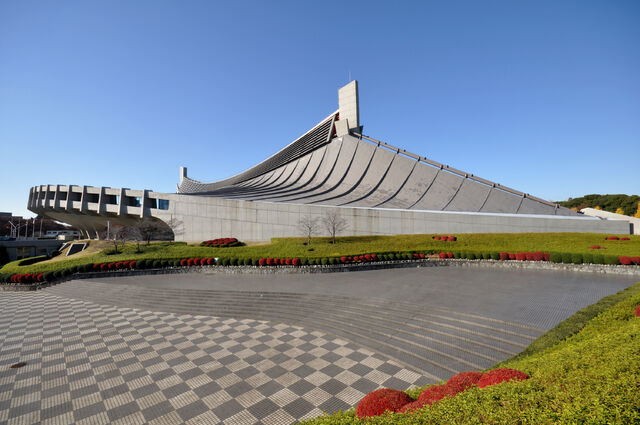 File:RealWorld Yoyogi National Gymnasium.jpg
