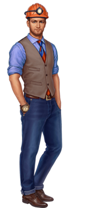 Character Miner