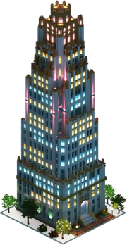 Nox Tower (Night)