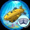Mission Measuring Underwater Temperatures