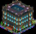 Ostrovsky Hotel (Night)