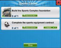 Quest Sports Center