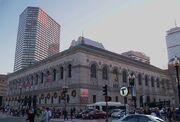 RealWorld Boston Public Library