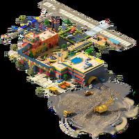 Diamond Mining Industrial Center L1