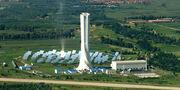 RealWorld Solar Farm Tower
