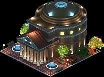 File:Roman Pantheon (Night).png