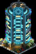 Riviera Residential Complex (Night)