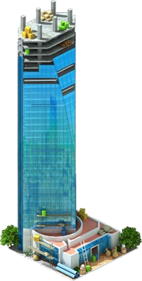 Shanghai World Financial Center L1