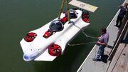 RealWorld DSRV-34 Underwater Rescue Vehicle