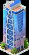 Indigo Icon Tower