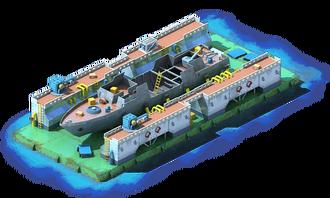 LCS-24 Coastal Ship Construction