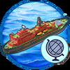 Mission Correcting Naval Navigational Charts