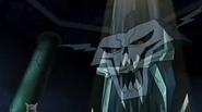 Skeleton King Hologramed
