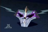 Skeleton King's Cracked Head