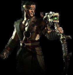 Kung Jin RENDER