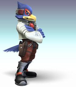 Falco CG Art