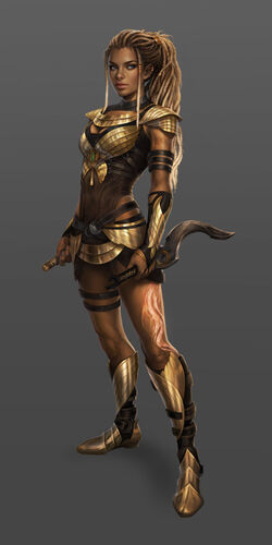 Maya (Killer Instinct Xbox One)